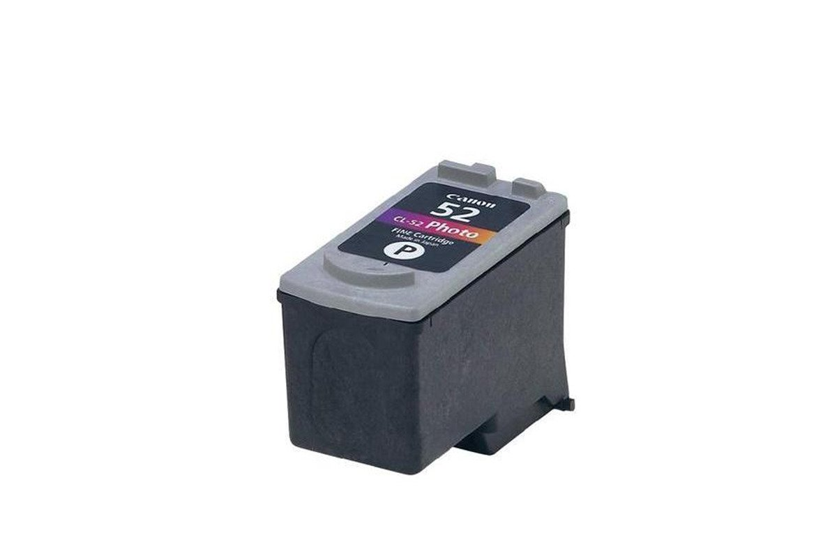 Genuine Ink Cartridge Canon CL-52 Photo Color