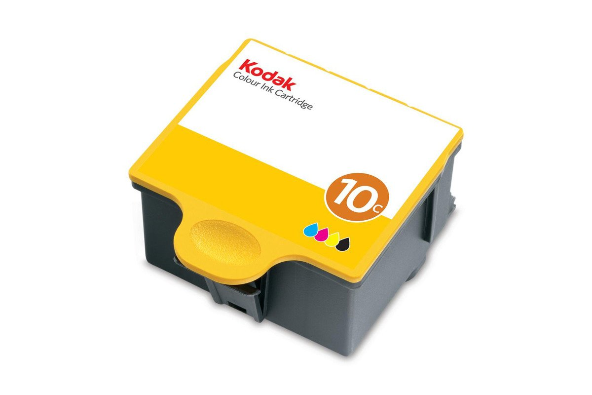 Genuine Ink Cartridge Kodak 10C 3949930 Color