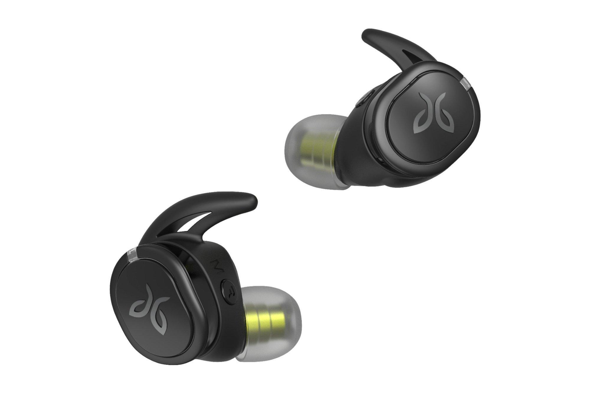 Jaybird Run XT True Wireless Sport Headphones Black