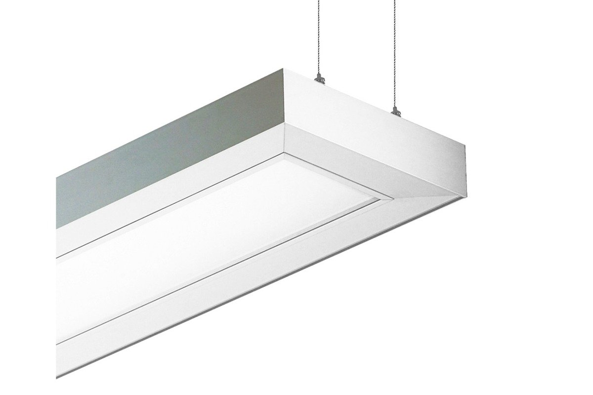 Light fitting Philips Arano TPS640 2x28W / 840 HFP AC-MLO SMS WH