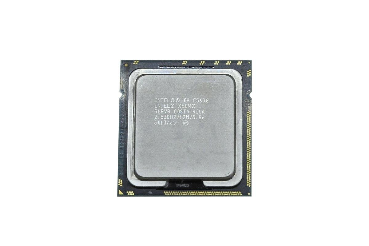 Processor Intel Xeon E5630 2.56GHz 12MB FCLGA1366