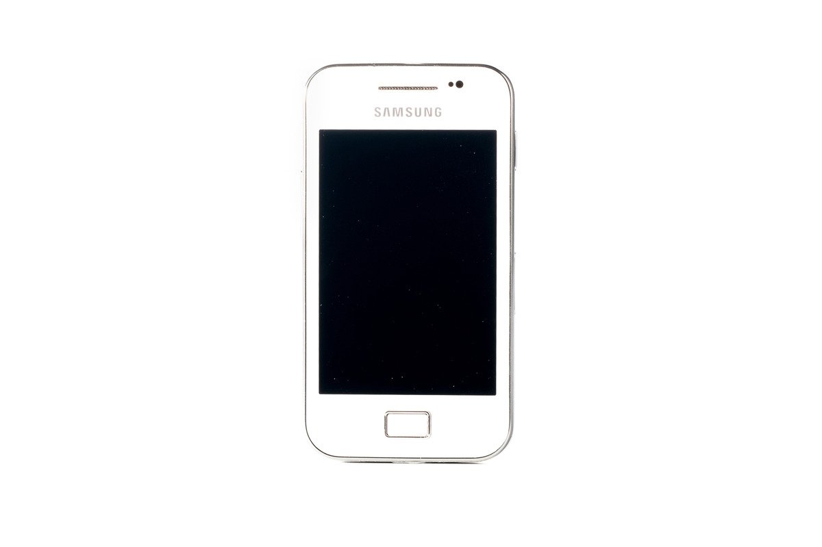 Samsung Galaxy ACE GT-S5839i White Damaged