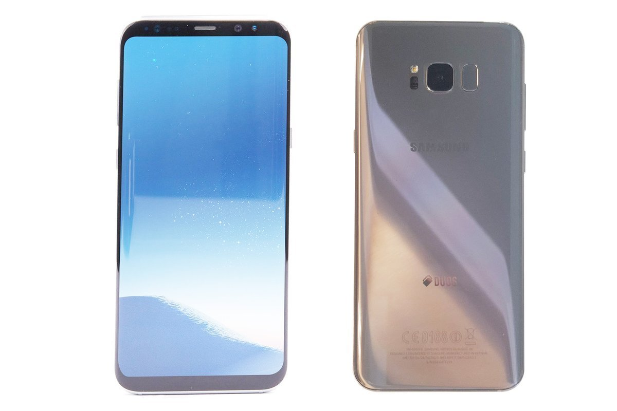 Samsung Galaxy S8+ Duos Maple Gold SM-G955FD