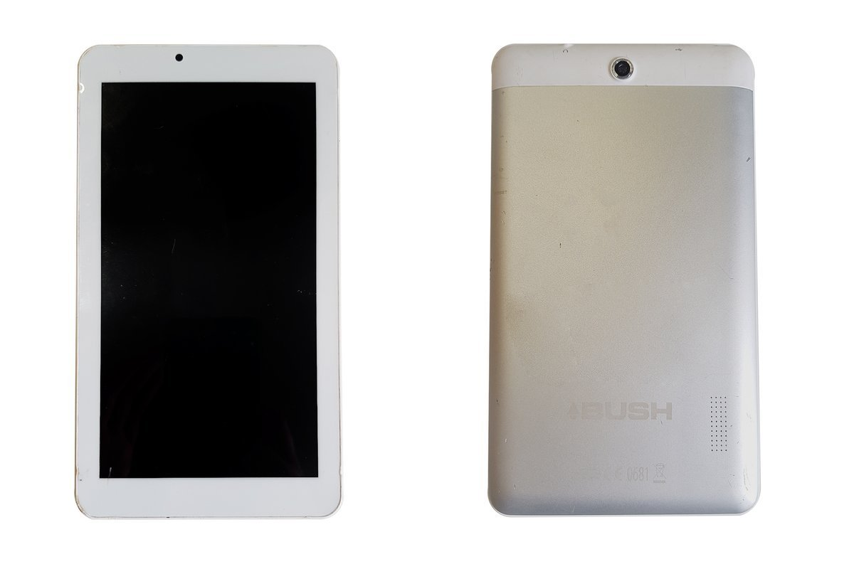 "Tablet Bush MyTablet 7"" 16GB Android 4.4 Damaged / Faulty"