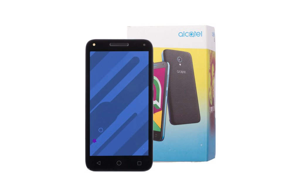 Alcatel U5 Black Cocoa Gray 3G 8GB 4047X Grade B