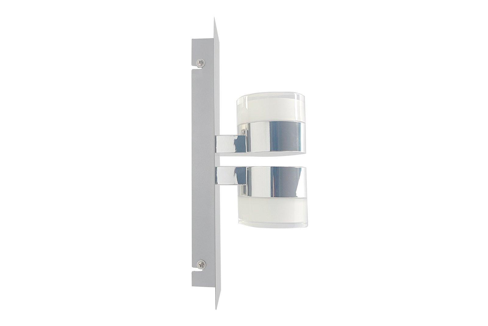 Briloner bathroom wall lamp 2231-028 Surf 2x 5W LED