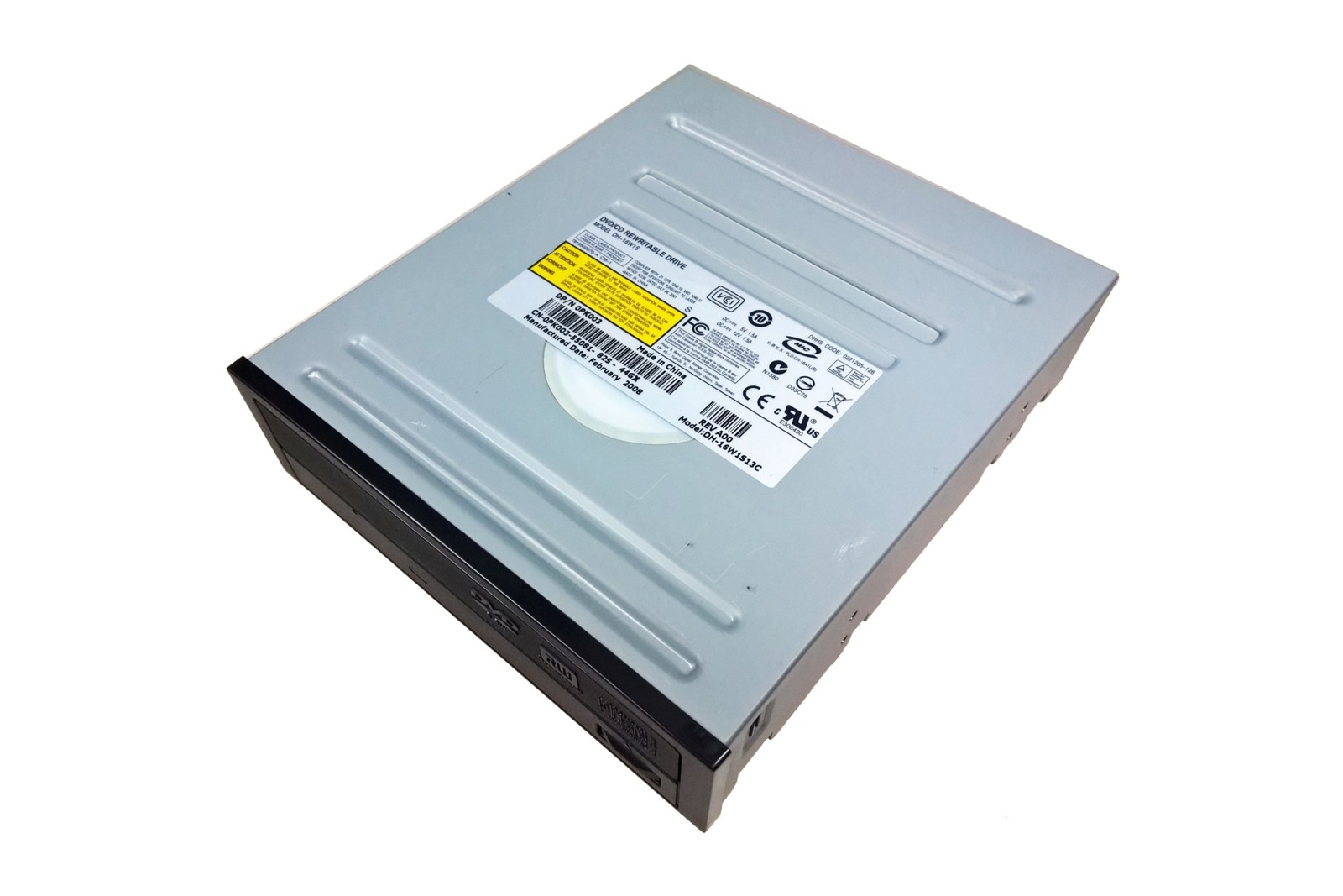 Burner Philips 16X DVD RW DL CD-RW SATA DH-16W1S SATA
