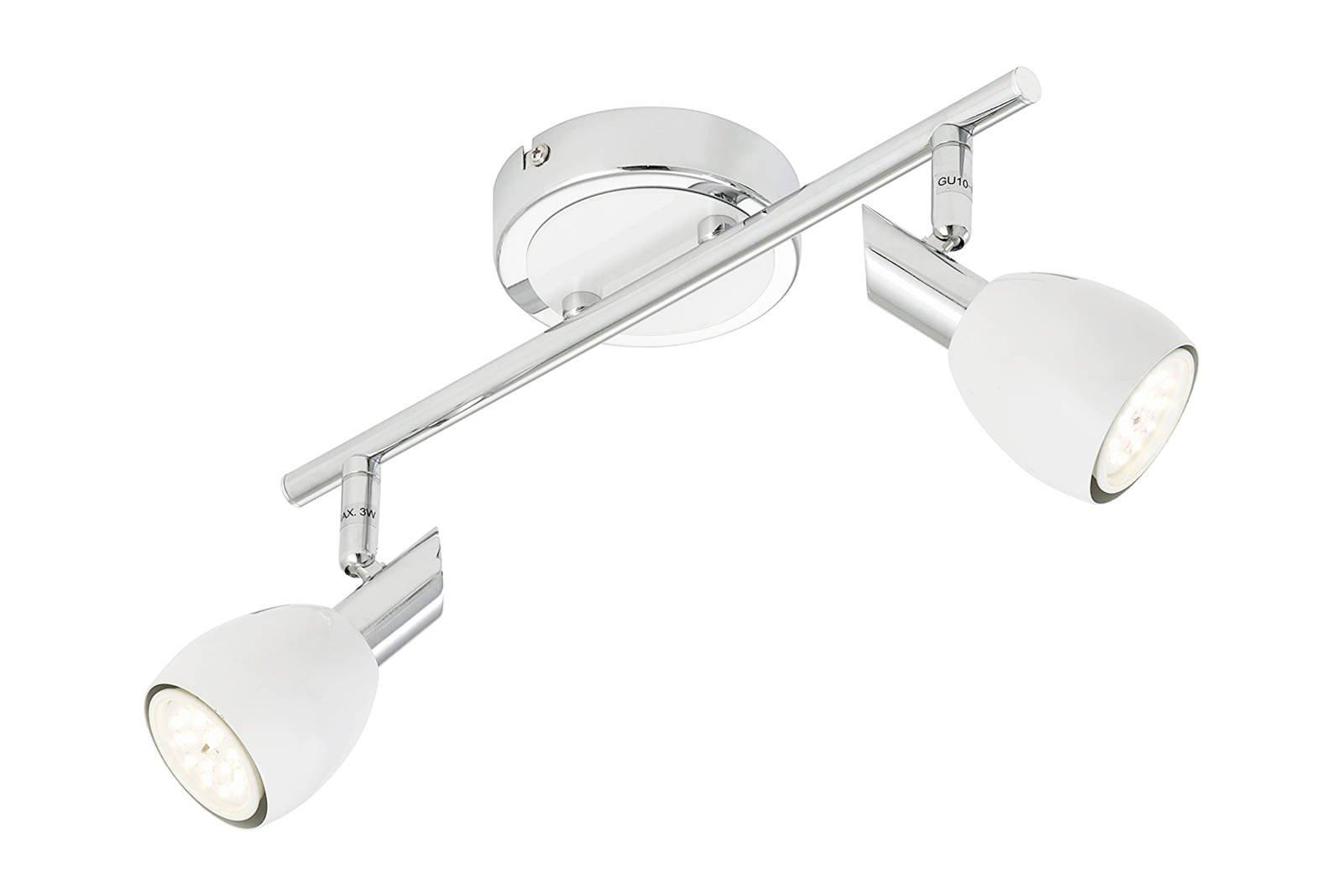 Ceiling lamp Briloner 2908-026 Combi 2x 5W LED