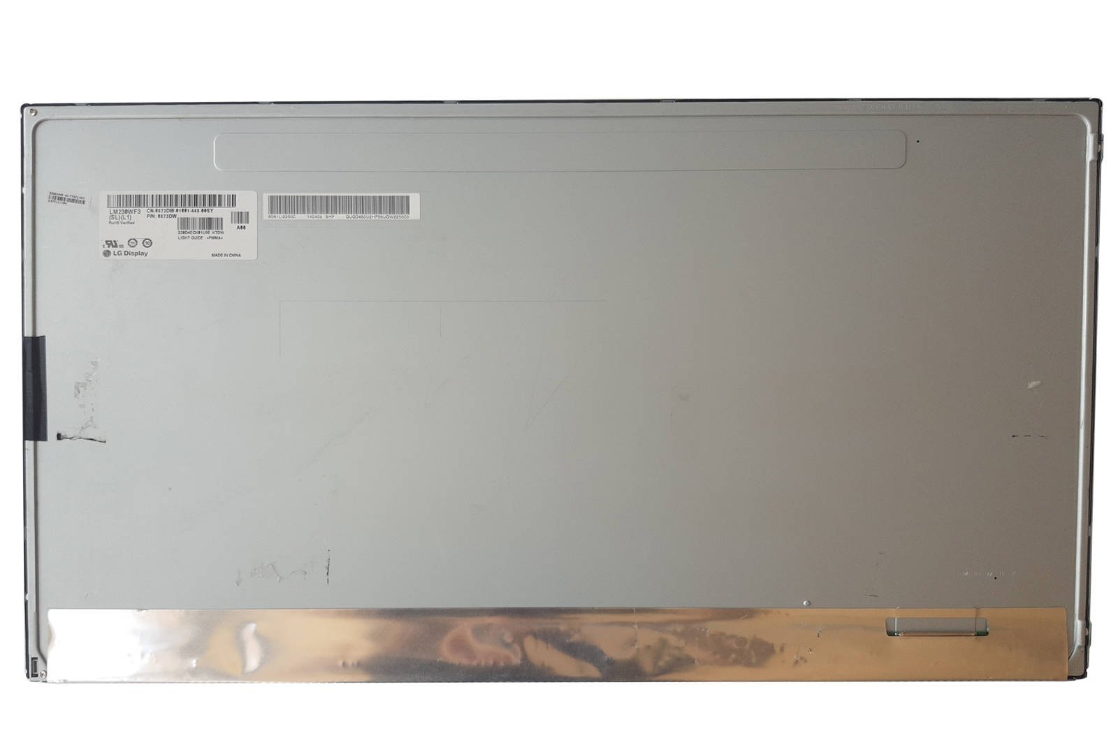 Display Panel Screen LG DIsplay 23' LM230WF3-SLL1