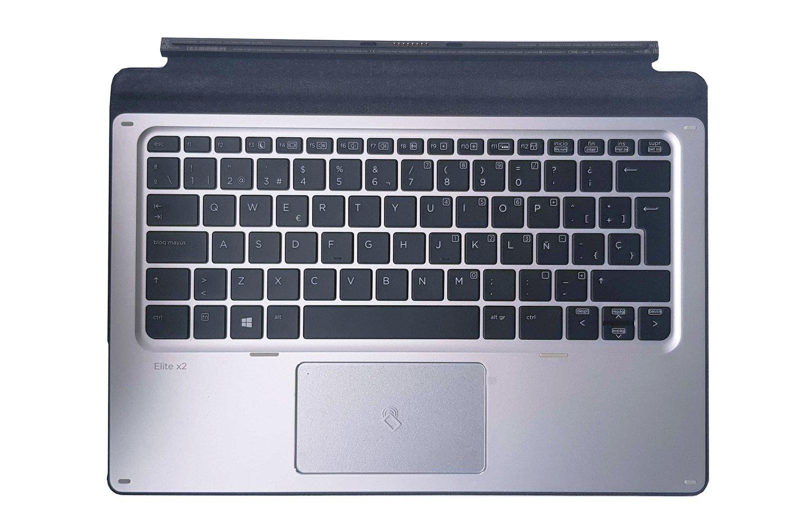 HP Elite x2 1012 G1 Advanced Keyboard HSTNN-I72K Spain