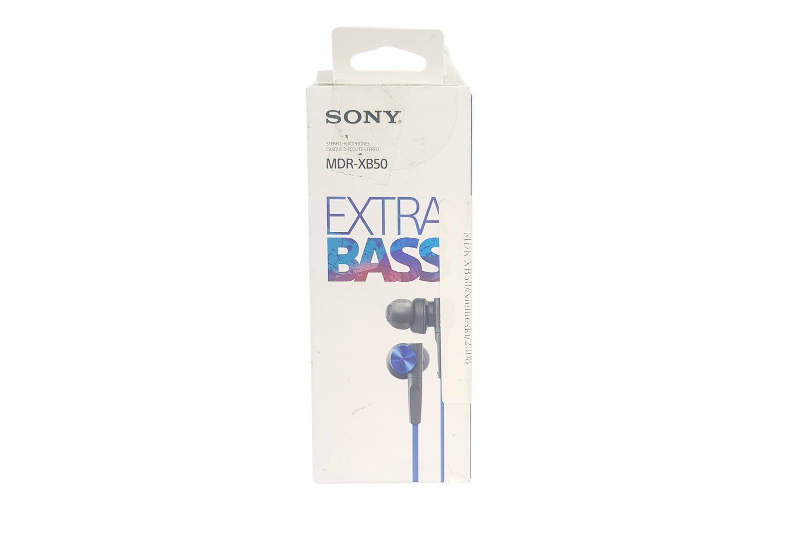 In-Ear Headphones  Sony MDR-XB50 Blue