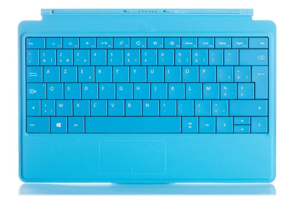 Keyboard Surface Type Cover 2 Cyan Grade A (Belgian)