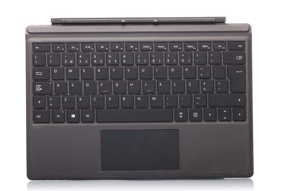 Keyboard Surface Type Cover Pro 4 Black Grade B (Portuguese)