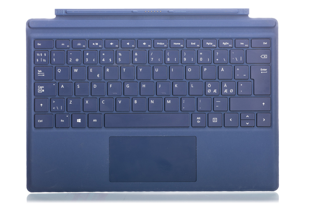 Keyboard Surface Type Cover Pro 4 Dark blue Grade B (Nordic)
