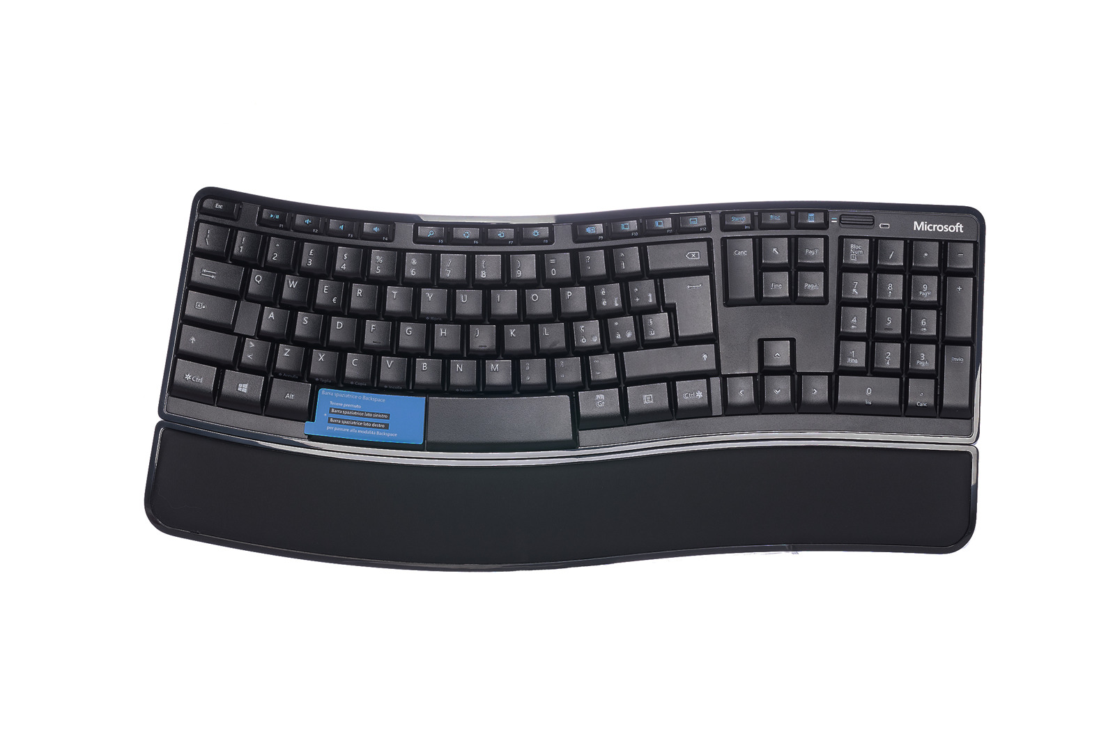 Microsoft Sculpt Comfort (Italian) Keyboard V5S-00009 QWERTY