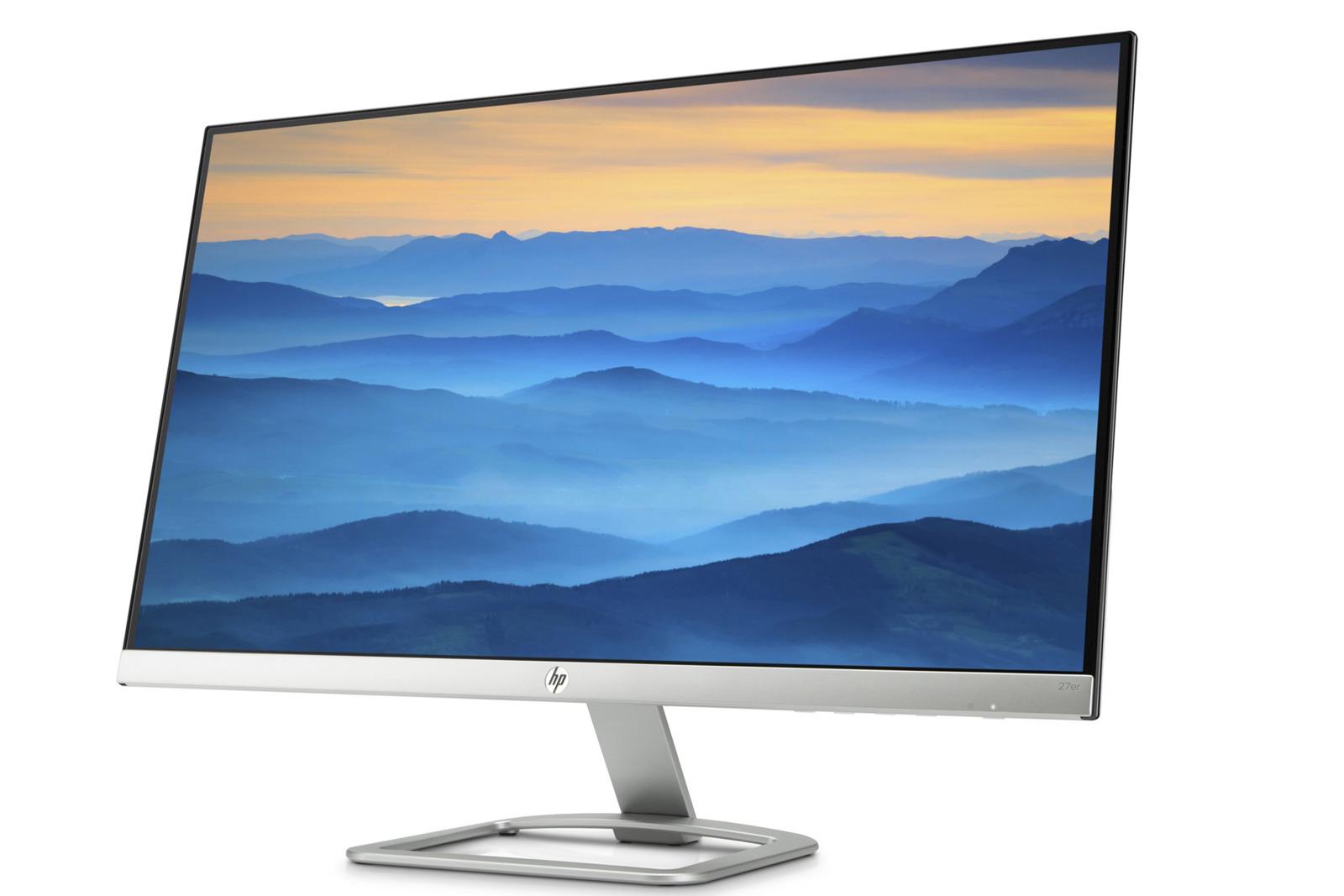 """Monitor HP 27"""" 27ER (T3M88AA) FHD IPS 6ms mat"""
