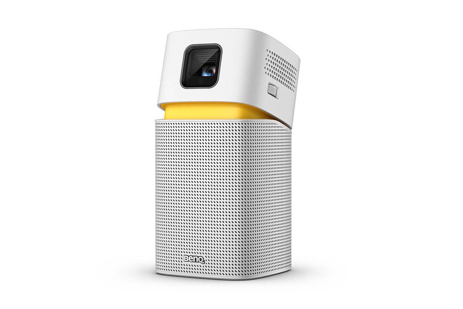 New BenQ GV1 Portable Projector with Wi-Fi and Bluetooth Speaker