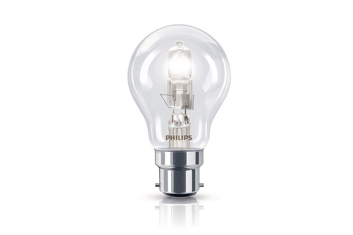 Philips Ecoclassic 70W B22 Bulb 240V Warm White 1200lm