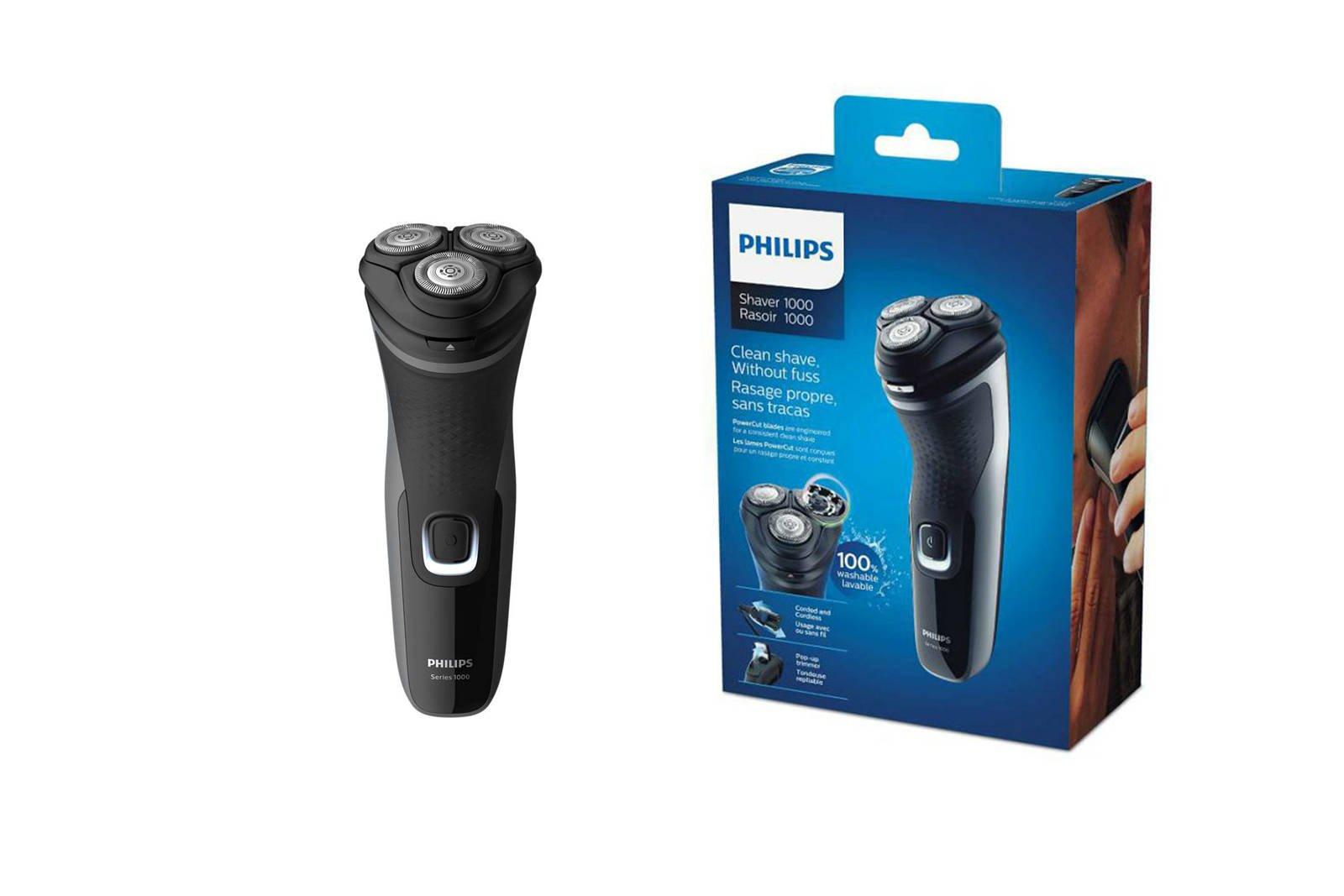 Philips Series 1000 Electric shaver S1231/41 4D-Flex
