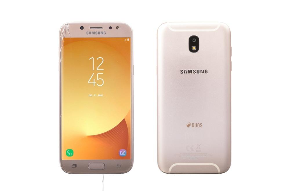 Samsung Galaxy J5 (2017) Gold DUOS SM-J530F/DS Damaged