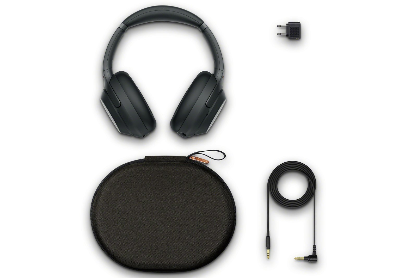 Sony WH-1000XM3 Wireless Noise Cancelling Over-the-Ear Headphones Black