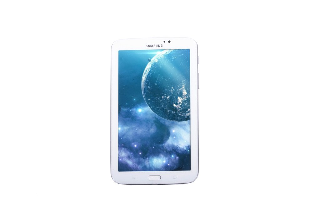 "Tablet Samsung Galaxy Tab 3 7.0"" White WiFi SM-T210 Damaged"